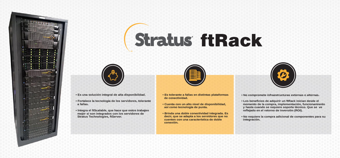 Stratus ftRack